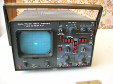Unaohm G 4001 A DT Dual-Trace Oscilloscope