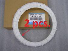 SET 2pcs. NEW OEM Plastic Ring Fuel Pump for Fuel Tank Mazda RX8 RX-8 2003-2008