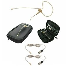 OSP HS-09 EarSet Mic For Audio-Technica Wireless Systems Bodypacks 4 Pin Hirose