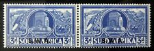 More details for south west africa 1938 sg108 bilingual pair mounted mint dk139
