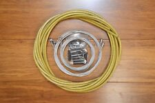 OEM Jagwire brake shifter cable Braided housing kit-Braided Gold-Road & M Bike