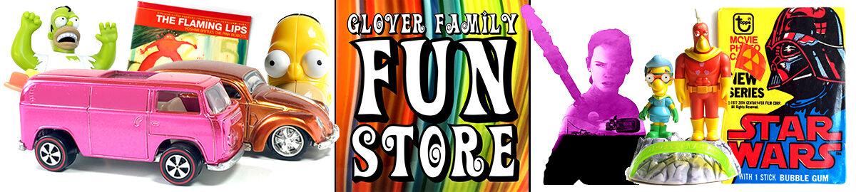Glover Family Fun Store