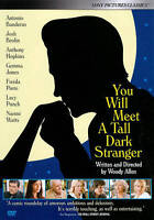 You Will Meet a Tall Dark Stranger DVD WITH CASE & COVER ART BUY 2 GET 1 FREE