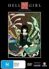 Hell Girl - Butterfly : Vol 1 (DVD, 2008)