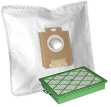 10 Staubsaugerbeutel + HEPA Filter für Electrolux AEG AJM 6810 6820 Jet Maxx H12