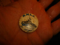 Broche R.N.L.I.Boat Rescue / Sauvetage en Mer GB SNSM