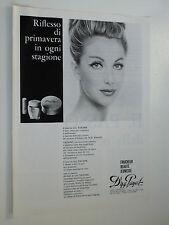 Advertising Pubblicità 1963   TAYANE fondo tinta  il fond de teint