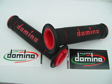 DOMINO TRIALS GRIPS, SHERCO,  BETA, GAS GAS TXT PRO, MONTESA 4RT, SCORPA blk+red