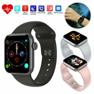 Smart Watch Heart Rate Blood Pressure Sport Wristband for Samsung S20 S10 S9 S8+