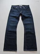 Levi's® 512 Bootcut Jeans Hose W 36 /L 32, wie NEU ! Dark Indigo Denim, RAR ! 52
