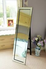 Large Wall Mirror STUNNING Venetian Standing Cheval Bathroom 5ft X 1ft3