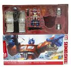 Transformers Optimus Prime Convoy G1 Hasbro THS 02 Hybrid Style Trailer In Stock For Sale