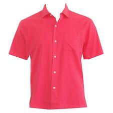 Tommy Bahama Camp Silk Shirt Catalina Stretch Twill T321430 Mens MEDIUM NEW