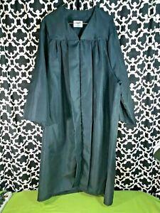 """Jostens Black Men/Women's Graduation Gown - 5'1"""" - 5'3"""""""