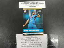 2016/17 CRICKET TAP N PLAY GOLD CARD NO.076 KANE RICHARDSON ADELAIDE STRIKERS