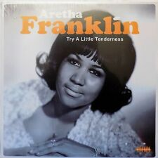 ARETHA FRANKLIN try a little tenderness - LP 33t VINYLE. NEUF