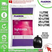 Plagron Light Mix Soil - 50L Bags / Decanted Split Bags 1L / 5L / 10L / 25L
