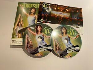 Les Mills BodyBalance 41 DVD, CD und Anleitung
