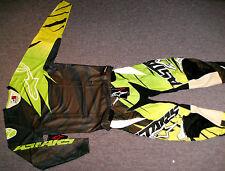 Alpinestars Techstar Combo Jersey Hose 32/L NEU Quad KX-F Kawasaki Grün Thor SX