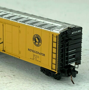 Z Scale Micro-trains Great Northern 51' Mechanical Reefer, W.F.E. #800 IC026