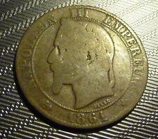Frankrijk 5 centimes 1861 (BB)
