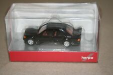 Herpa 420310 - 1/87 Mercedes-Benz E 190 (E 2,5 16V) schwarz metallic - Neu