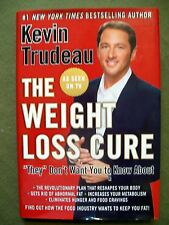 The Weight Loss Cure They Don't Want You to Know About by Kevin Trudeau (HC/DJ)