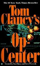 Tom Clancy's Op-Center: Op-Center #1 - Tom Clancy paperback GC Action thriller