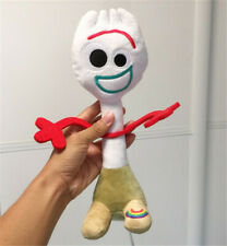 "New Forky 2019 Toy Story Plush Toy Stuffed 10"" Soft Doll Kids Gift"