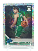 2019-20 Optic Carsen Edwards RC, Silver Scope Rookie #'d /249, Celtics