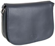 Rowallan Small Leather Saddle Crossbody Shoulder Bag 31-9762
