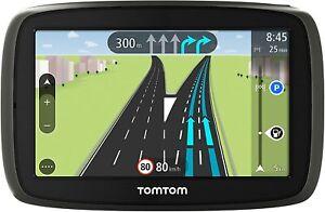 """TomTom Start 40 4.3"""" Sat Nav - UK / EU  FREE Lifetime  Maps BRAND NEW RRP£179"""