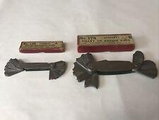 Starrett Usa No 178 A Amp 178 B Fillet Or Radius Gage With Box Vintage Pair