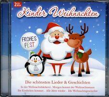 Various - Kinder Weihnachten - Die schönsten Lieder & Geschichten, 2 CD