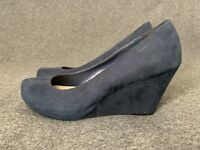 New! Good for the sole women's shoes size 8 boots shoes EU 41 navy blue