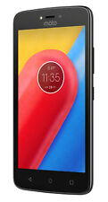 Motorola Moto C - 16GB - Starry Black (Unlocked) Smartphone