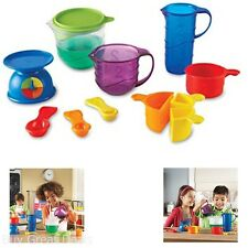 Educational Toys Learning Resources Primary Science Mix And Measure Set Children