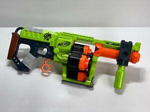 Nerf Zombie Strike Doominator Dominator 24 Dart Gun Blaster Zombie Blaster