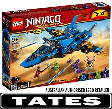 LEGO? 70668 Jay's Storm Fighter NINJAGO? from Tates Toyworld