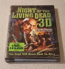 Night of the Living Dead 3D NEW DVD