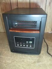 SMART LIFE 1500 WATT INFRARED ECO HEATER PORTABLE ROOM HEATER WORKS GREAT! N/R