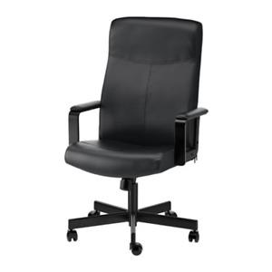 Ikea  Millberget Swivel Chair Bomstad Black 403.317.05