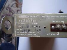 JUKEBOX SEEBURG SRT-1 STEPPER - TESTED