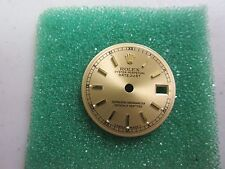 LADIES ROLEX DATEJUST 28MM CHAMPAGNE COLOR DIAL W/ STICK MARKERS