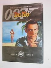 Dr. No (DVD, 2007, Widescreen)- Sean Connery - BRAND NEW  FAC SEALED  FREE SHIPP