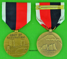 WWII Army & Air Force Occupation Medal - Full Size - Made in the USA