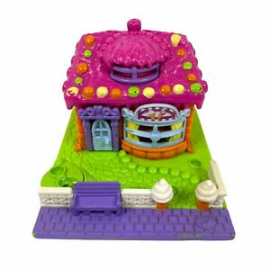Polly Pocket Strawberry Ice Cream Parlor Building Only 2006 Mattel