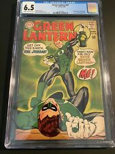 Green Lantern #59 3/68 1st app Guy Gardner CGC 6.5 C/OW Coming To HBO