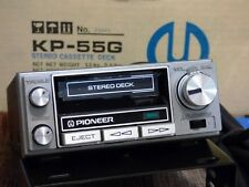 Pioneer KP-55G Vintage Cassette Deck.  Car stereo  Auto Reverse NEW IN BOX