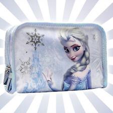 SOHO Disney Frozen Collection Elsa Cosmetic Makeup Organizer Bag Tote Girls